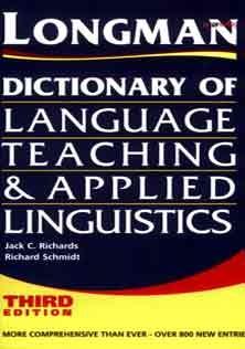 Longman Dictionary of Language Teaching