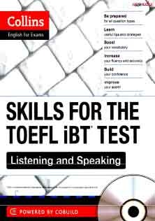 Collins Skills For The TOEFL iBT Test Listening and Speaking