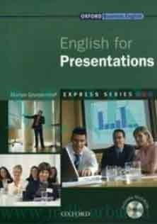 Oxford Business English English for Presentations