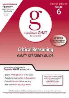 Manhattan GMAT 6 Critical Reasoning