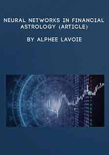 Neural Networks in Financial Astrology