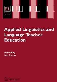 Springer Applied Linguistics and Language Teacher Education