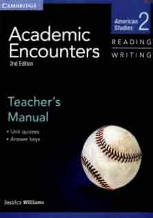 Academic Encounters Reading and Writing 2 Teacher Book