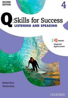 Qskills For Success Listening and Speaking 4