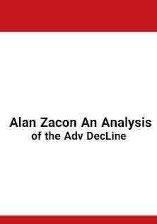 An Analysis of the Adv-Decl Line as a Stock Market Indicator (Article)