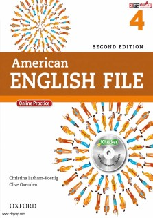 American English File 4 Student Book