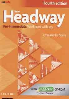 New Headway Pre-Intermediate Work Book