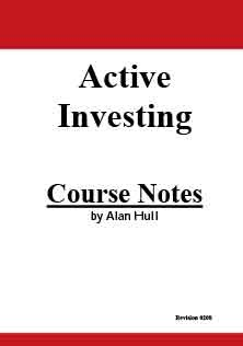 Active Investing Course Notes