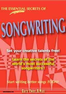 The Essential Secrets Of Songwriting E-Book
