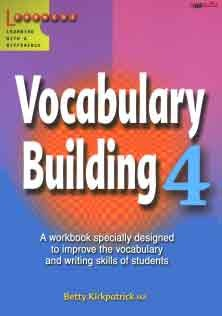 Vocabulary Building 4