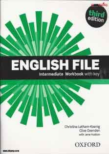 English File Intermediate Work Book