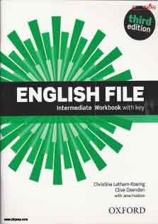 English File Intermediate Work Book