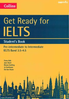 Get Ready For IELTS Student Book