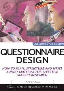 Questionnaire Design How To Plan Structure And Write