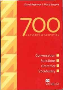 700Classroom Activities