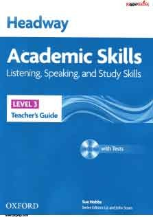 Headway Academic Skills 3 Listening Speaking and Study Skills Teachers Book
