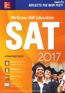 McGraw-Hill Education SAT 4 PRACTICE TESTS