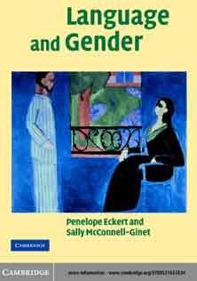 Language and Gender Cambridge