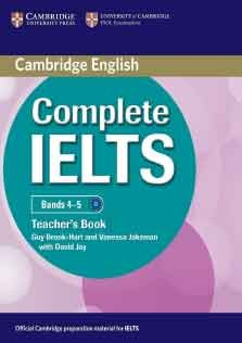 Complete IELTS 4-5 Teacher Book