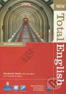 New Total English Intermediate Student Book