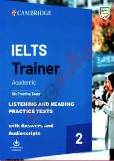 Cambridge IELTS Trainer 2