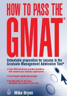 How To Pass The GMAT