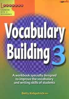Vocabulary Building 3