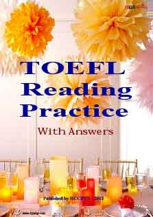 TOEFL Reading Practice