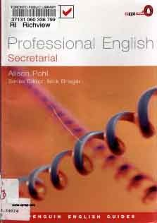 Test Your Professiona English Secretarial