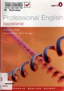 Test Your Professiona English Secretarial