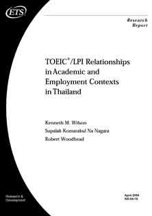 Relationship in Academic and Employment Context