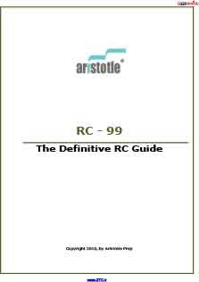 The Definitive RC Guide