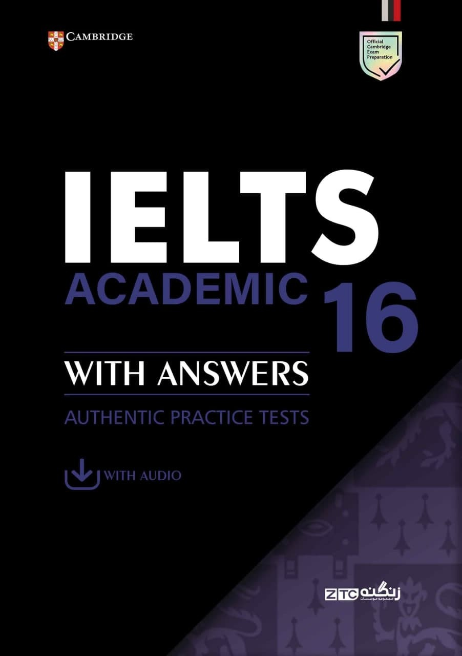 Cambridge Practice Test For IELTS 16 Academic