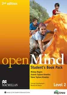 Open Mind Level2 Student Book