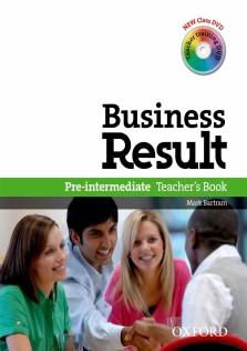 Business Result Pre-Intermediate Teacher Book