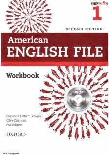 American English File 1 Work Book