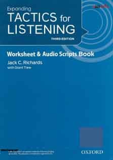 Tactics For Listening Expanding Work Book