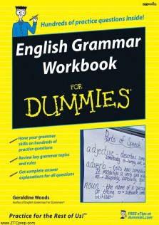 English Grammar Work Book For Dummies