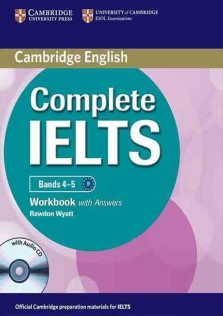 Complete IELTS Bands 4-5 Work Book