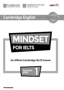 Mindset For IELTS Level 1 Teacher Book