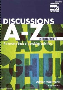Discussions A-Z Intermediate