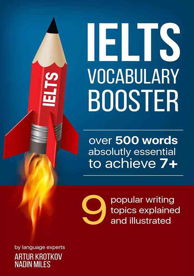دانلود کتاب IELTS Vocabulary Booster pdf