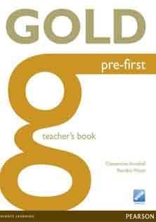Gold Pre First Teachers Book