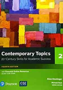 Contemporary Topics Level 2