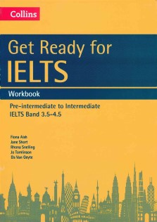Get Ready For IELTS Work Book