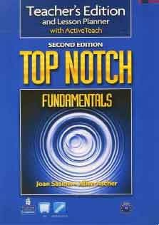 Top Notch Fundamental Teacher Book