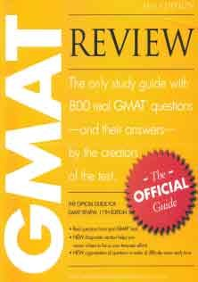 GMAT Official Guide Critical Reasoning