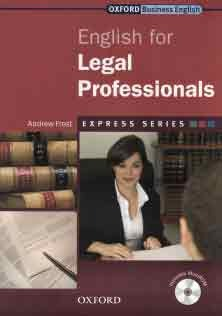 Oxford Business English English for Legal Professionals
