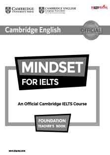 Mindset For IELTS Foundation Teacher Book