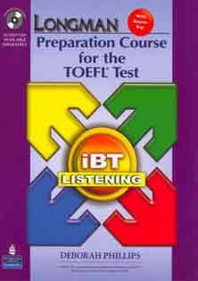 Longman Preparation Course For The TOEFL Listening